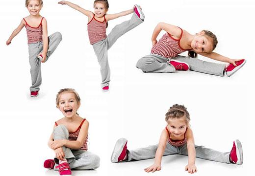 Физические упражнения для детей