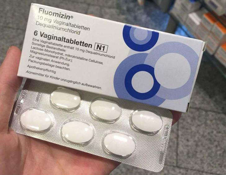 Порядок применения Флуомизина во время беременности, показания и противопоказания, использование свечей с Утрожестаном