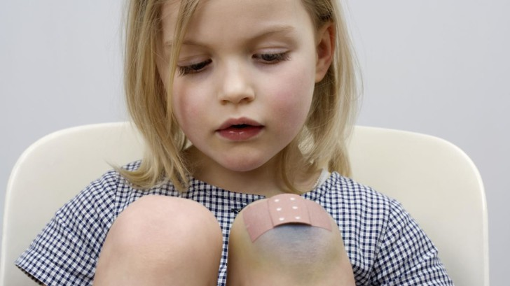 Почему у ребенка на ногах и по телу без причины появляются синяки что это может быть?