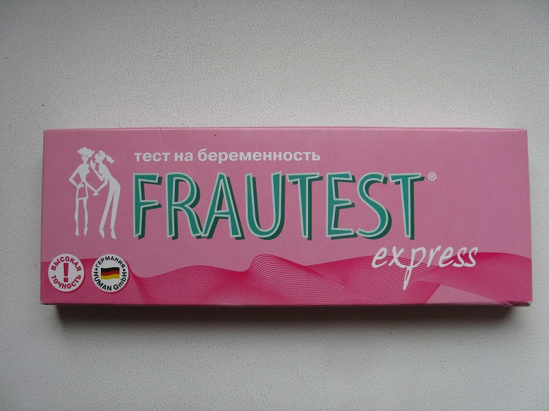 Инструкция по применению теста на беременность Фраутест, разновидности, достоверность результатов