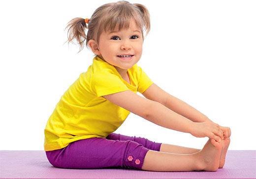 гимнастика для профилактики детского плоскостопия
