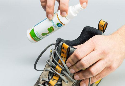 Спрей для обуви от неприятного запаха