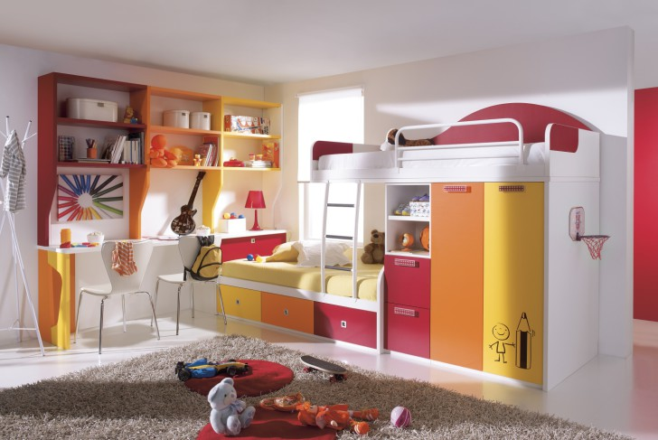 Дизайн интерьера комнаты для двух подростков: проекты спальни для девочек, мальчиков и разнополых детей