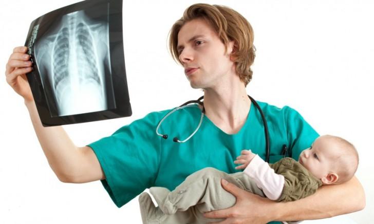Как часто ребенку можно делать рентген грудной клетки, легких, животика или головы опасна ли процедура?