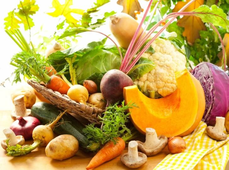 Местные овощи